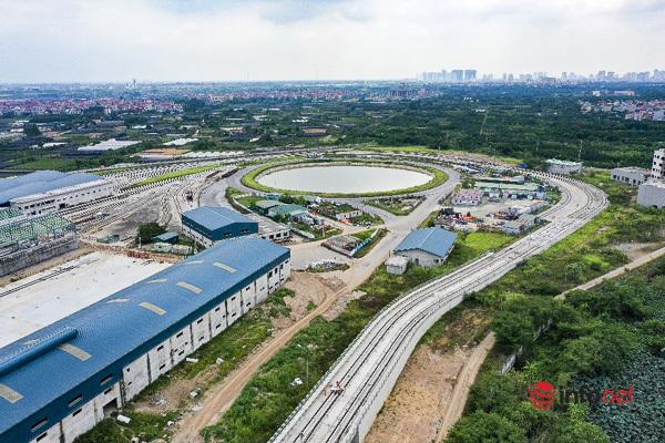 metro,Nhổn – ga Hà Nội,Đường sắt trên cao,ga Hà Nội