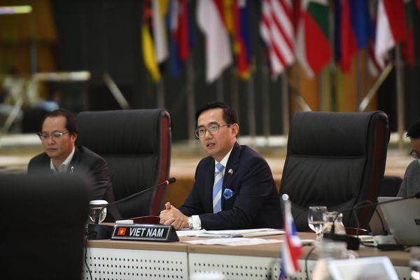Đại sứ Trần Đức Bình được chọn làm Phó Tổng Thư ký ASEAN