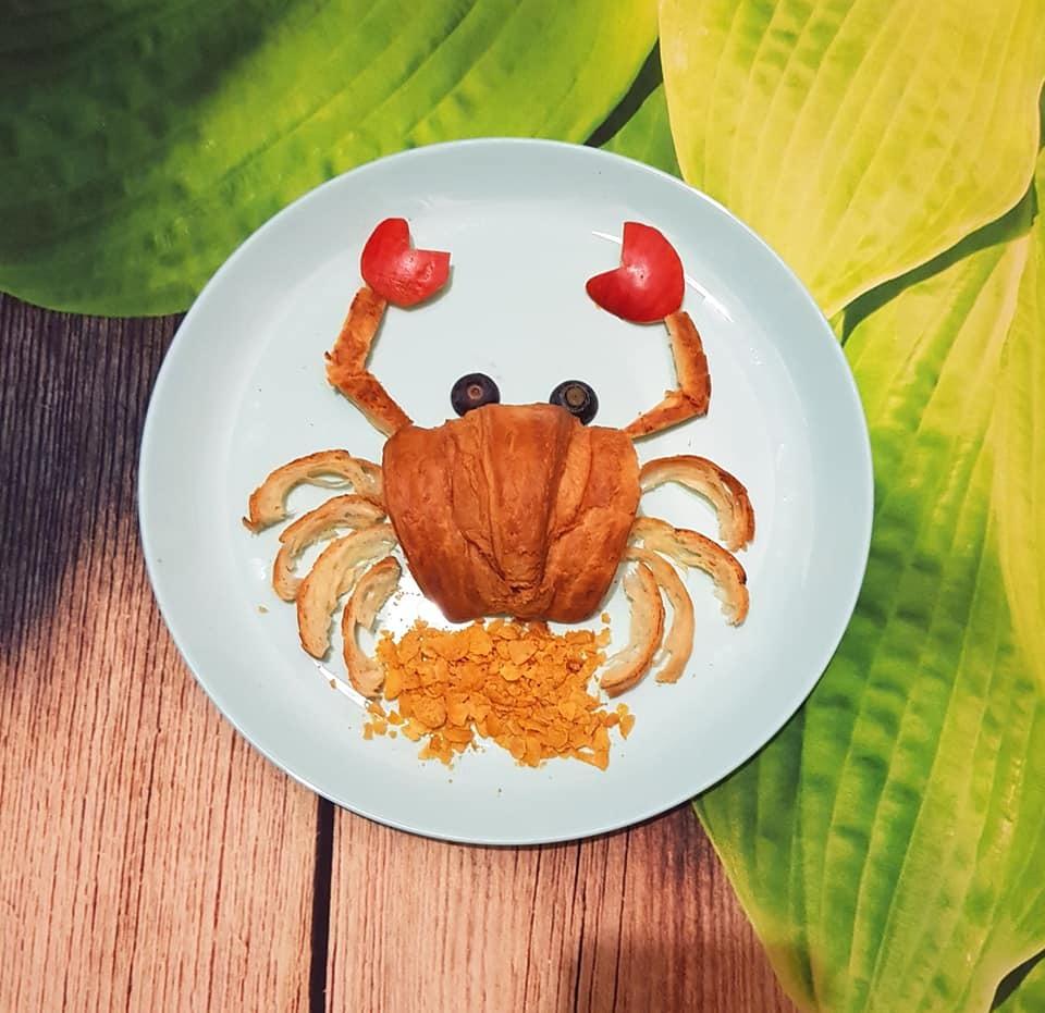 """Món ăn """"biến hình"""" siêu dễ thương qua bàn tay của mẹ Việt"""