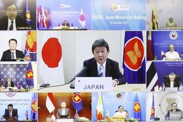 Nhật Bản cam kết hỗ trợ ASEAN thêm 1 triệu USD