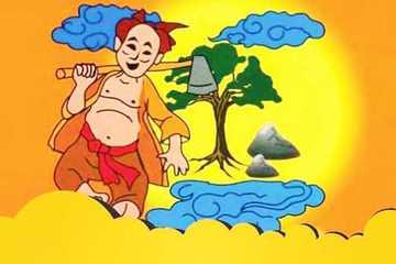 Mẹ kể con nghe sự tích chú Cuội, chị Hằng và Thỏ Ngọc dịp Trung thu