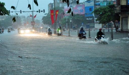 {mưa to, Infonet, thời tiết, thời tiết ngày 11.9, Hà Nội mưa to}