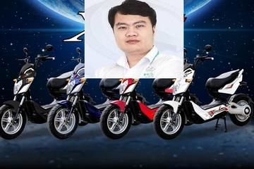 """CEO xe điện Pega nói gì sau khi cà khịa mọi hãng xe tay ga đang """"làm mưa làm gió"""" ở Việt Nam?"""