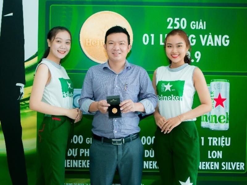 Triệu quà tặng hấp dẫn cùng trải nghiệm thế giới 'mật vụ' với Heineken James Bond