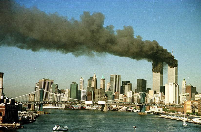 Nhìn lại những khoảnh khắc kinh hoàng từ vụ khủng bố 11/9