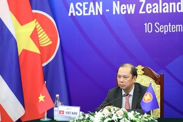 Hội nghị Bộ trưởng Ngoại giao ASEAN – New Zealand