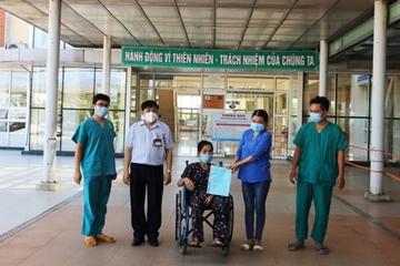 Quảng Nam: Thêm một bệnh nhân Covid-19 khỏi bệnh, xuất viện