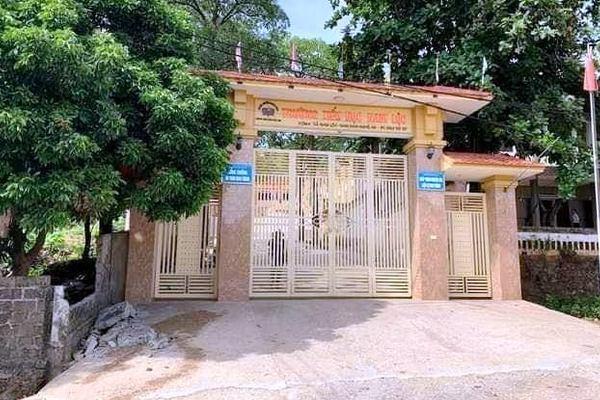 Sập tường rào, học sinh lớp 5 tử vong trong giờ ra chơi