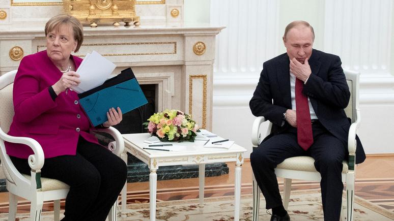 Quan hệ Nga - Đức đang 'trượt dài' tới điểm thấp nhất?