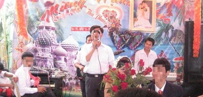 Thái Bình: Đám cưới văn minh không dùng thuốc lá