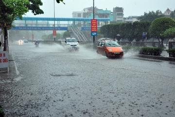 Dự báo thời tiết ngày 17/9: Các tỉnh từ Hà Tĩnh đến Quảng Ngãi mưa lớn