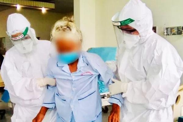 Bệnh nhân Covid-19 lớn tuổi nhất Việt Nam khỏi bệnh, xuất viện