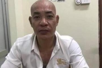 Dũng 'trọc' Hà Đông - bố nuôi Khá 'bảnh' bị bắt ở Hòa Bình