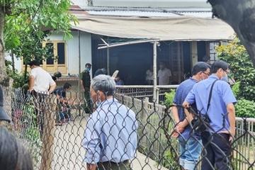 Quảng Nam: Điều tra nguyên nhân nam thanh niên tử vong trước sân nhà