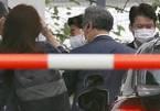 Thủ tướng Nhật Bản Shinzo Abe lại tới bệnh viện