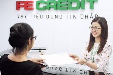 Nhóm thẻ tín dụng tăng, FE Credit hỗ trợ tích cực nhu cầu mua sắm của khách hàng