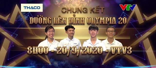 chung kết Olympia 2020