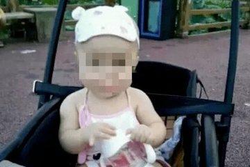 Cả tòa chung cư ở Trung Quốc phải bồi thường vì bi sắt rơi trúng đầu em bé