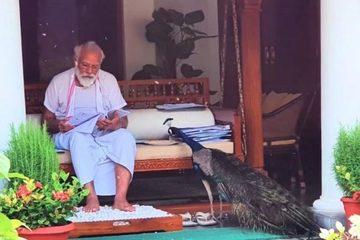 Thủ tướng Ấn Độ bị phe đối lập chỉ trích vì thú vui giải trí