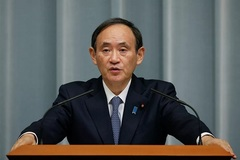 Chân dung tân Thủ tướng Nhật Bản Yoshihide Suga