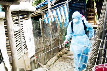 Khánh Hòa tổ chức tổng vệ sinh, khử trùng, tiêu độc môi trường phòng chống dịch bệnh cho gia cầm