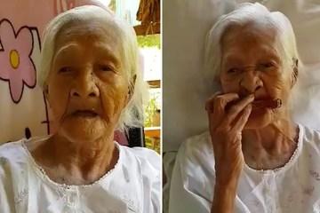 Bí quyết sống thọ vô cùng đơn giản của cụ bà 122 tuổi
