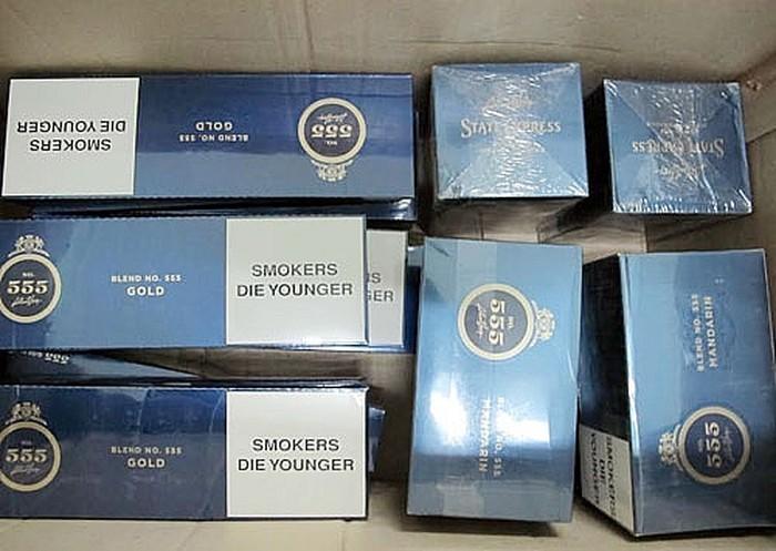 Lực lượng biên phòng gặp khó trong công tác phòng chống buôn lậu thuốc lá