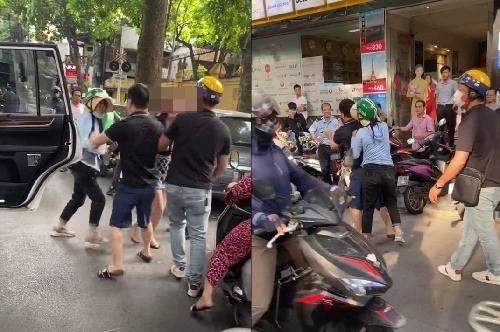 Đánh ghen giữa phố: 'Tiểu tam' nhục nhã còn người vợ thiệt hại nặng nề