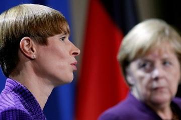 Tổng thống Estonia cảnh báo 'cơ hội' của Nga sắp kết thúc