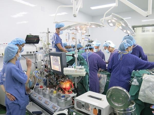 Kỳ tích: 13 ngày thực hiện 23 ca ghép tạng