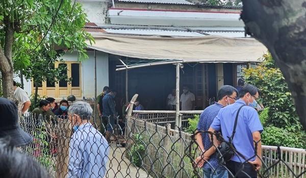 Quảng Nam: Thông tin mới vụ thiếu niên 16 tuổi chết trước sân nhà