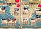 Bản đồ 'kho báu' hơn 4.500 tỉ đồng, chỉ điểm vị trí của loạt siêu xe mất tích