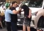 """Lộ danh tính """"đại gia"""" đi xe Lexus LX 570 vụ đánh ghen giữa phố"""