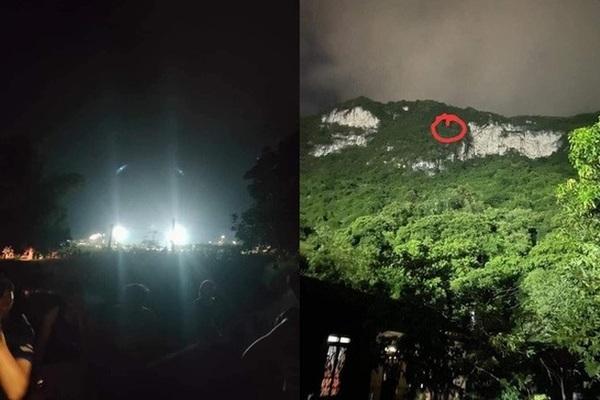 Lên núi chơi, 2 học sinh bị mắc kẹt được giải cứu thành công lúc nửa đêm