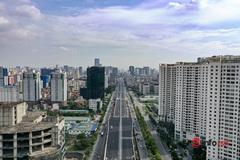 Vành đai 3 trên cao Mai Dịch - Nam Thăng Long cấm các phương tiện nào?