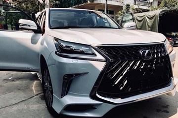 Những tai tiếng của đại gia Việt gắn với xế sang Lexus