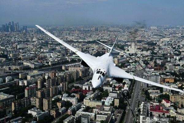 'Thiên nga trắng' Tu-160 của Nga lập kỷ lục thế giới mới về tầm bay
