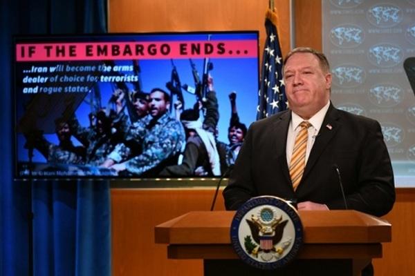 Ông Pompeo 'ngăn chặn' Iran sở hữu vũ khí của Nga và Trung Quốc