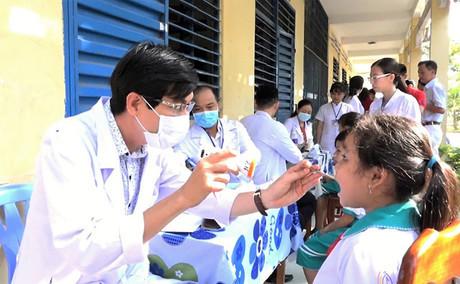 Năm học 2020-2021: Học sinh, sinh viên đóng bảo hiểm y tế bao nhiêu ?