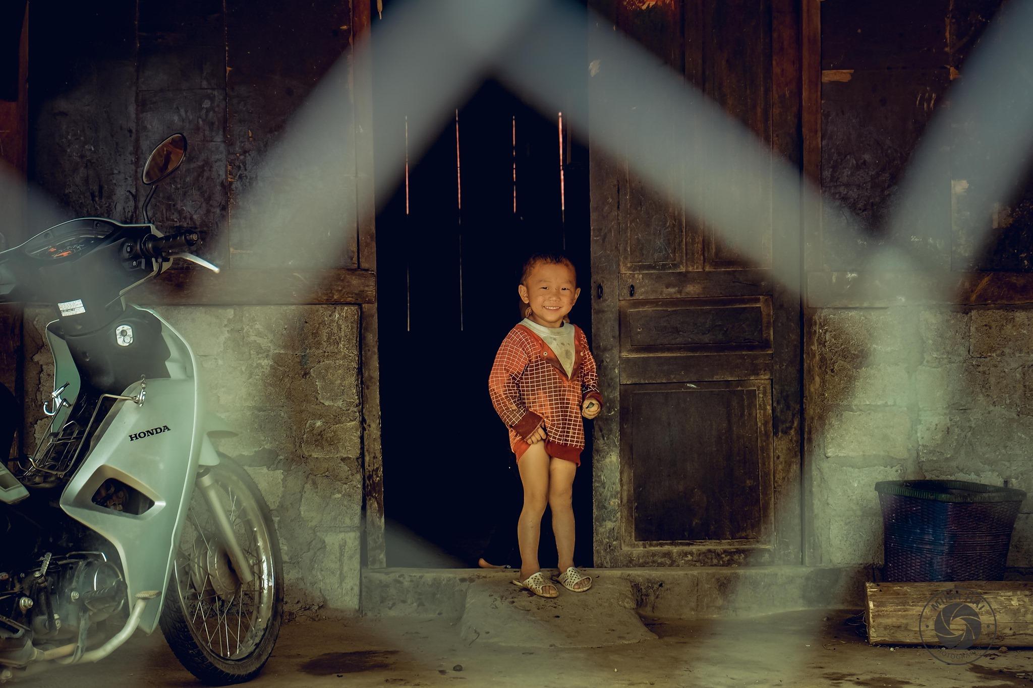 Bộ ảnh trong trẻo khiến ai cũng ao ước xin một vé trở về tuổi thơ