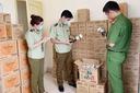 Phát hiện kho hàng lậu trong ký túc xá sinh viên ở Hà Nội