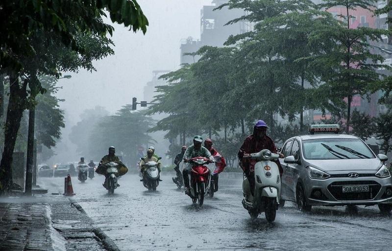 Dự báo thời tiết ngày 22/9: Không khí lạnh ảnh hưởng, miền Bắc mưa lớn