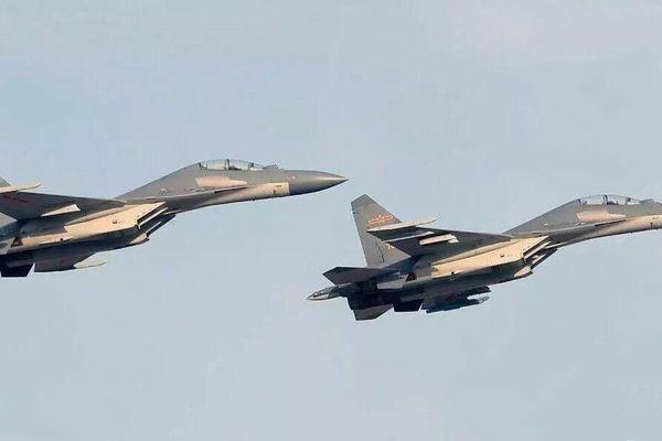 Đài Loan nói gì sau sự xuất hiện của gần 40 máy bay quân sự Trung Quốc?