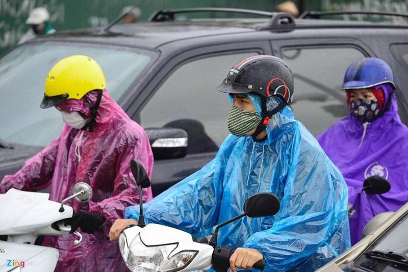 Dự báo thời tiết ngày 23/9: Hà Nội mát mẻ, đề phòng lốc, sét, mưa đá