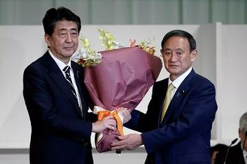Ông Abe sẵn sàng giúp người kế nhiệm đàm phán với Nga về hiệp ước hòa bình
