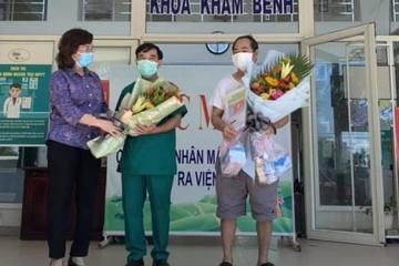 BN Covid-19 cuối cùng ở Đà Nẵng đã khỏi bệnh