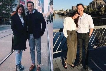 Chân dung doanh nhân Vinh Nguyễn, bạn trai của Diễm My 9X