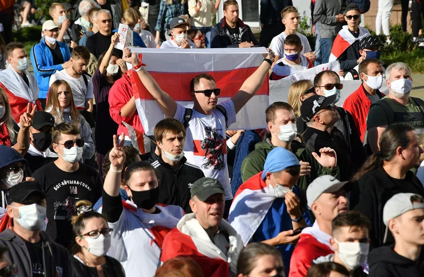 Phe đối lập Belarus nói gì về quan hệ Moscow - Minsk?