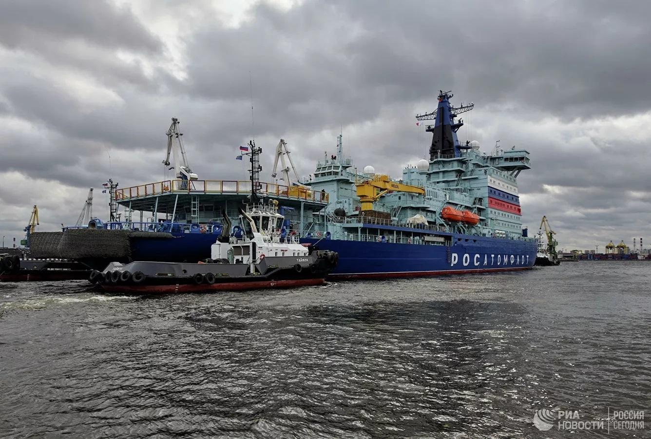 Truyền thông Nhật Bản 'kinh ngạc' trước tàu phá băng lớn nhất thế giới