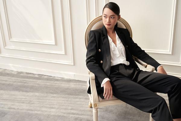 Người mẫu Quỳnh Anh: Phụ nữ đẹp không cần mặc hở khoe body